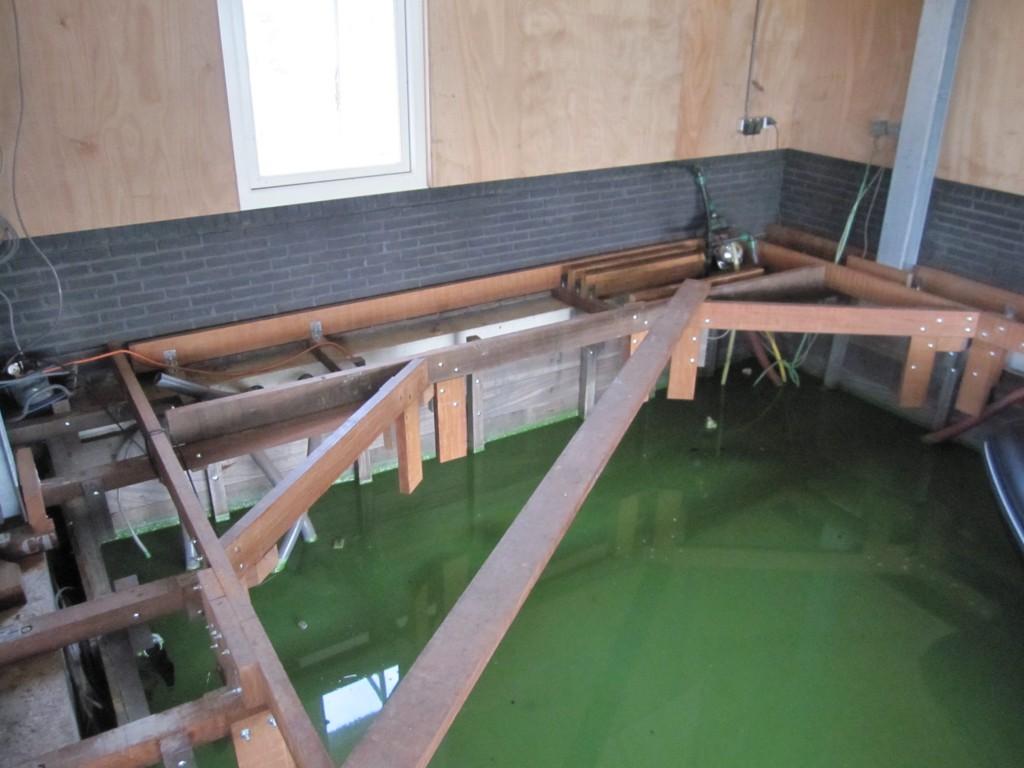 Bekleden botenhuis - Aalsmeer