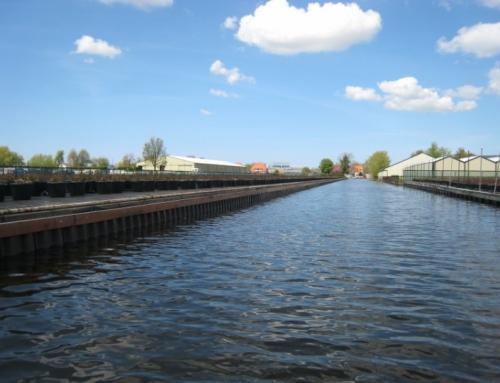 Kunststof beschoeiing – Oosteinderweg Aalsmeer