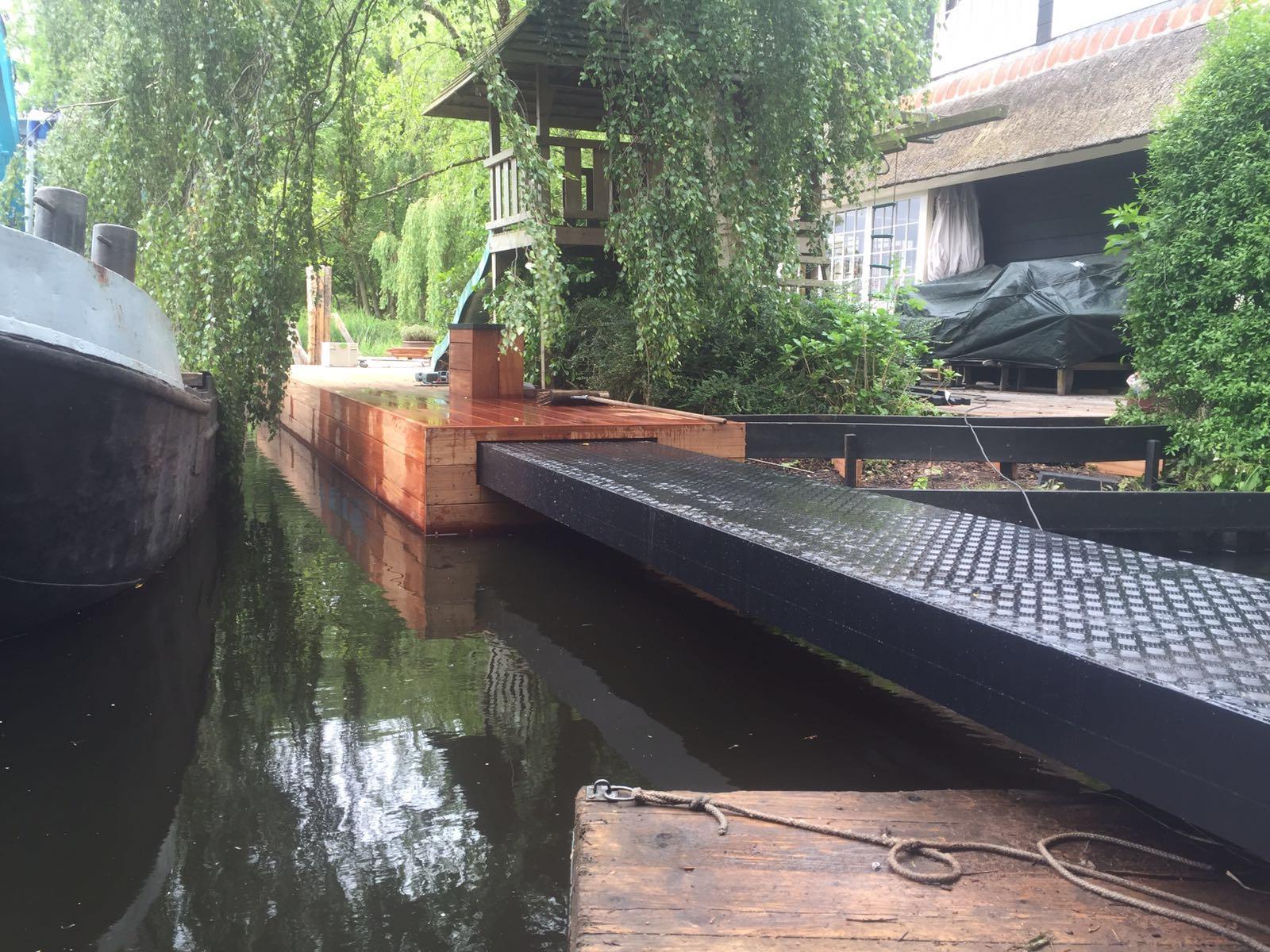 Schuifbrug - Aalsmeer2