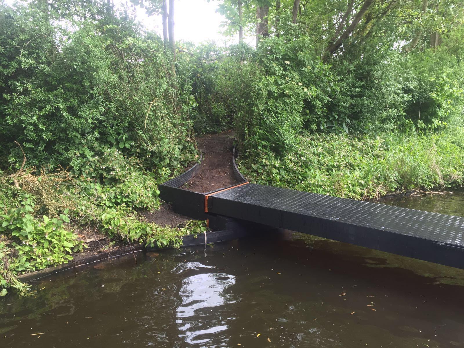 Schuifbrug - Aalsmeer3