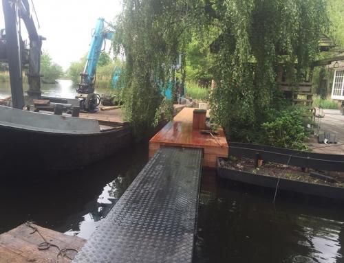 Schuifbrug – Aalsmeer