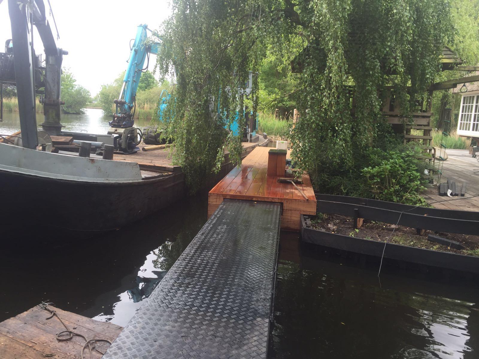 Schuifbrug - Aalsmeer4