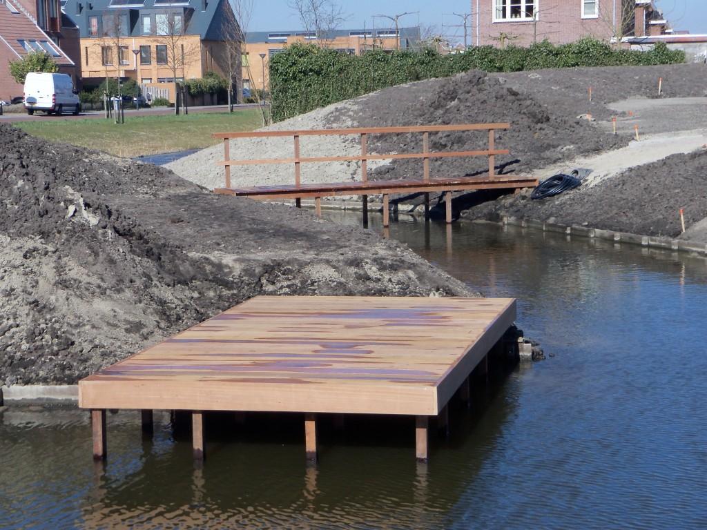 Steigers en bruggen - Hoofddorp3